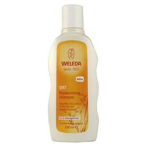 Weleda Products Shampoo, Oat, Dry & Damaged Hair (1x6.4 OZ)