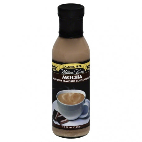 Walden Farms Coffee Creamer Mocha (6x12 OZ)