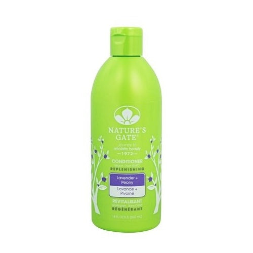 Nature's Gate Replenishing Conditioner Lavender & Peony (1x18 OZ)
