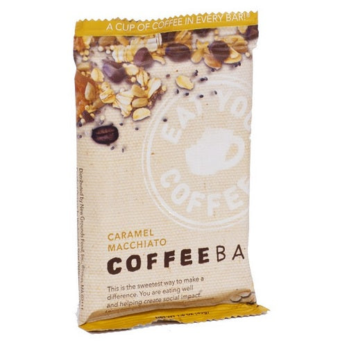 New Grounds Coffee Bar Caramel Macchiato (12x1.6 OZ)