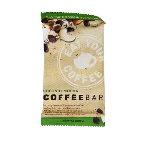 New Grounds Coffee Bar Coconut Mocha  (12x1.6 OZ)