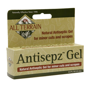 All Terrain Antisepz Gel (1x0.5 OZ)