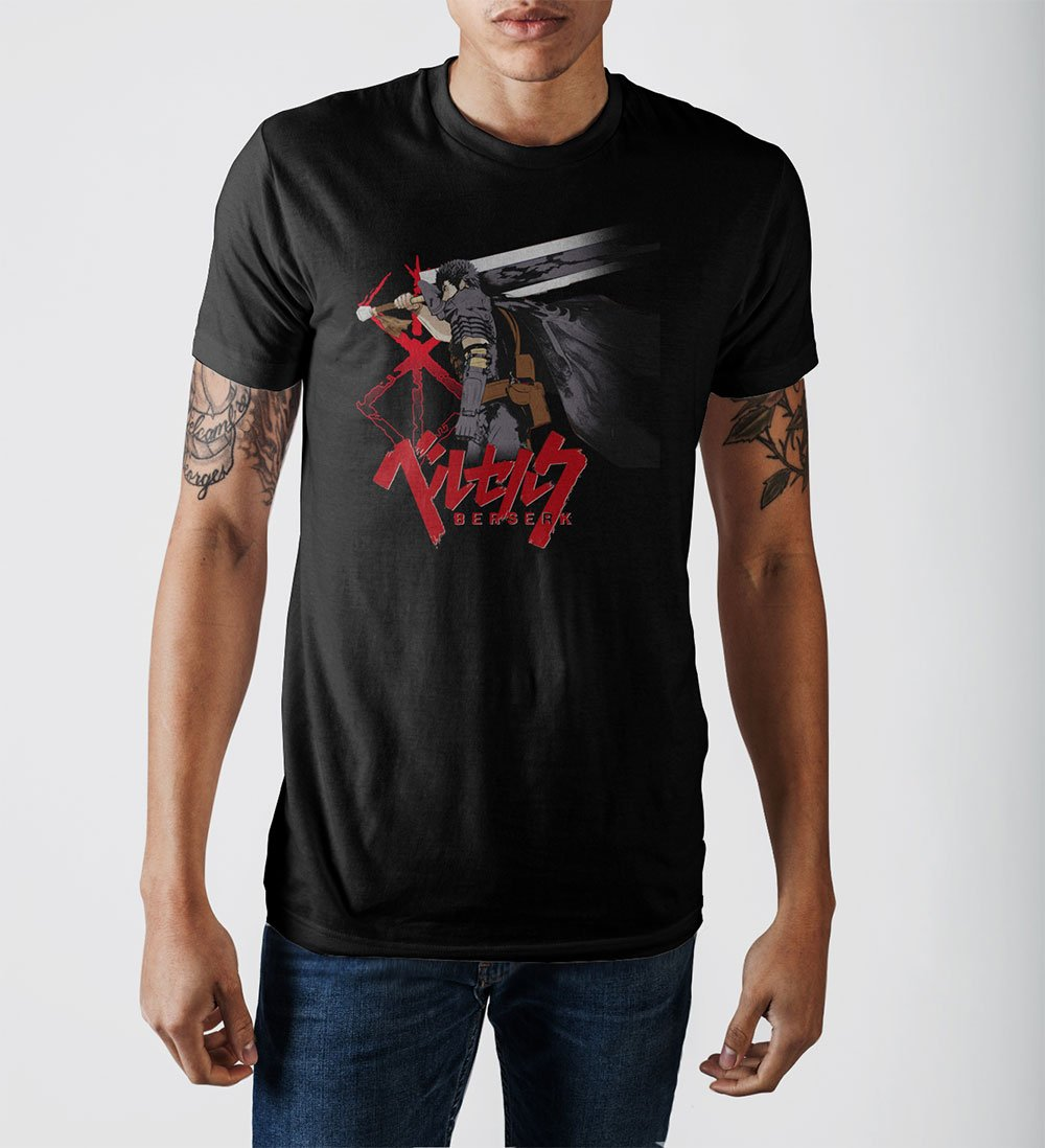 Berserk Black T-Shirt