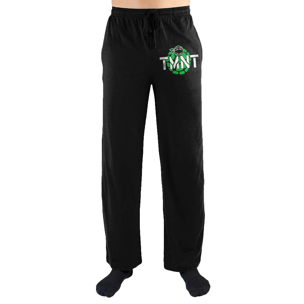 TMNT Shell Print Men's Loungewear Sleep Lounge Pants