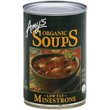 Amy's Kitchen Minestrone Soup (12x14.1 Oz)