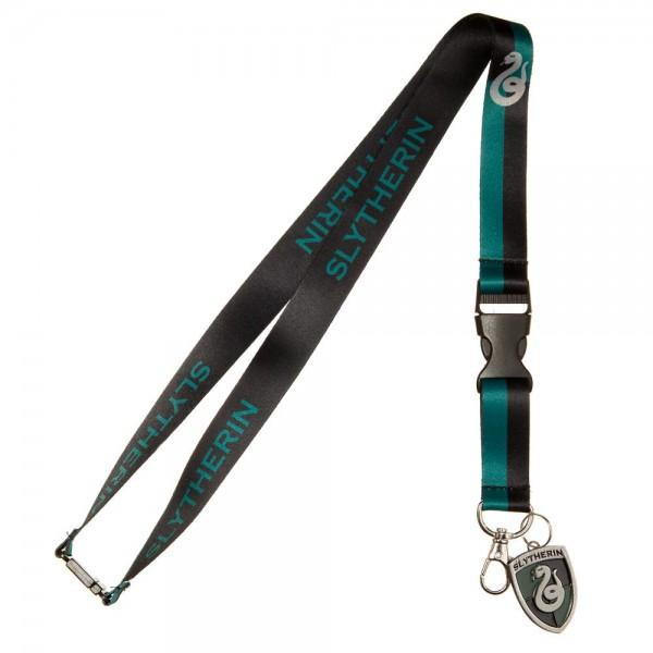 Harry Potter Slytherin School Lanyard