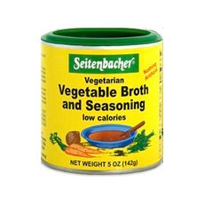 Seitenbacher Vegetable Broth And Seasonings (6x5Oz)