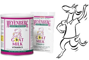 Meyenberg Powdered Instant Goat Milk (12x12Oz)