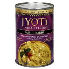 Jaipur Karhi Org Potato Dumplings Spicy Buttermilk (12x15Oz)