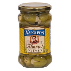 Napoleon Co. Almond Stuffed Olives (12x6.5Oz)