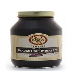 Aunt Patty's Unsulphured Blackstrap Molasses (12x12/12 Oz)