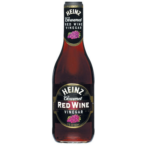 Heinz Gourmet Red Wine Vinegar (12x12Oz)