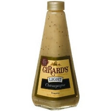 Girard's Champagne Salad Dressing Light (6x12Oz)