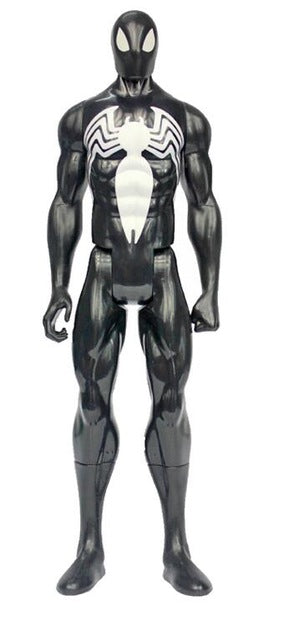 Marvel Amazing Ultimate Spiderman Captain America Iron Man PVC Action Figure