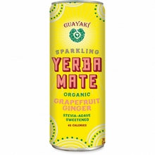 Guayaki Grapefruit Ginger Sparkling Mate (12x12 Oz)