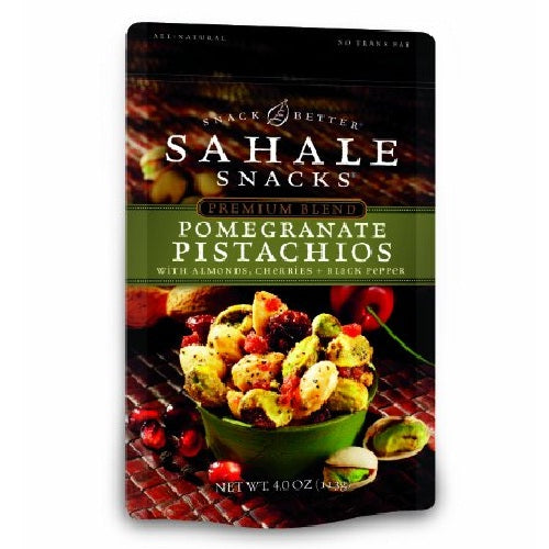 Sahale Snacks Pomegranate Pistachios (6x4 Oz)