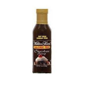 Walden Farms Calorie Free Chocolate Syrup (6x12 Oz)