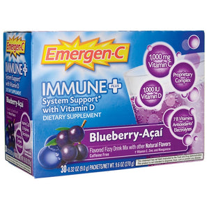 Alacer Emergen-C Bluberry Acai (30 CT)
