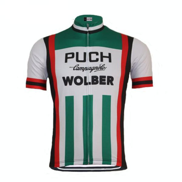 Maillot Classique Vintage Puch Wolber Campagnolo - Vintage Cycling