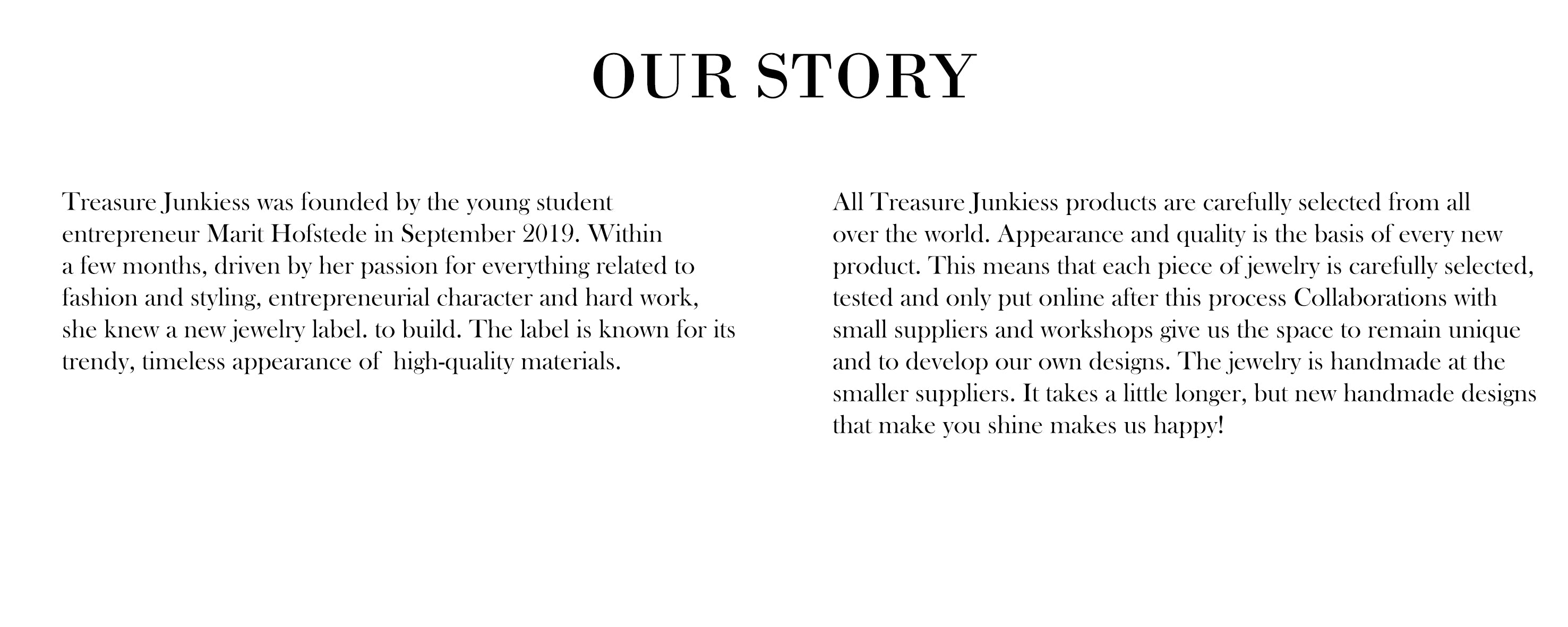 About our story