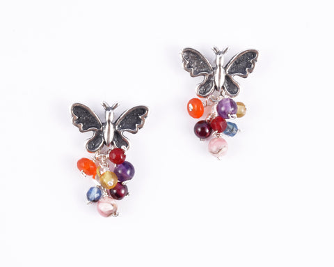 Aretes flor yalalag ch.