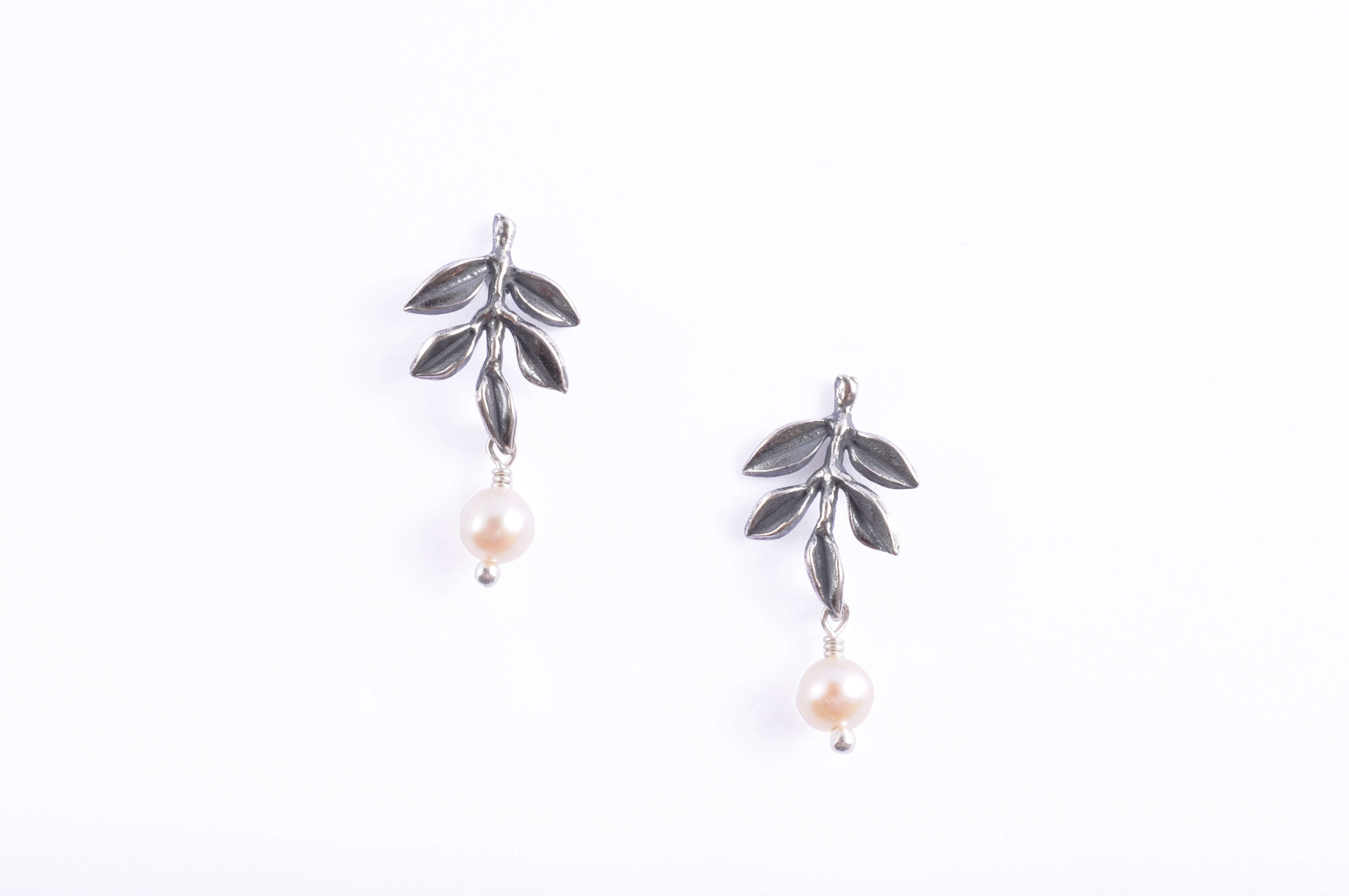 Aretes Helecho Ch.
