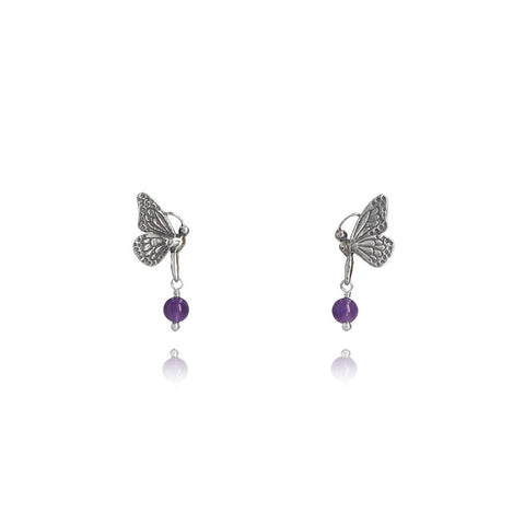 Aretes catarina mini gorda