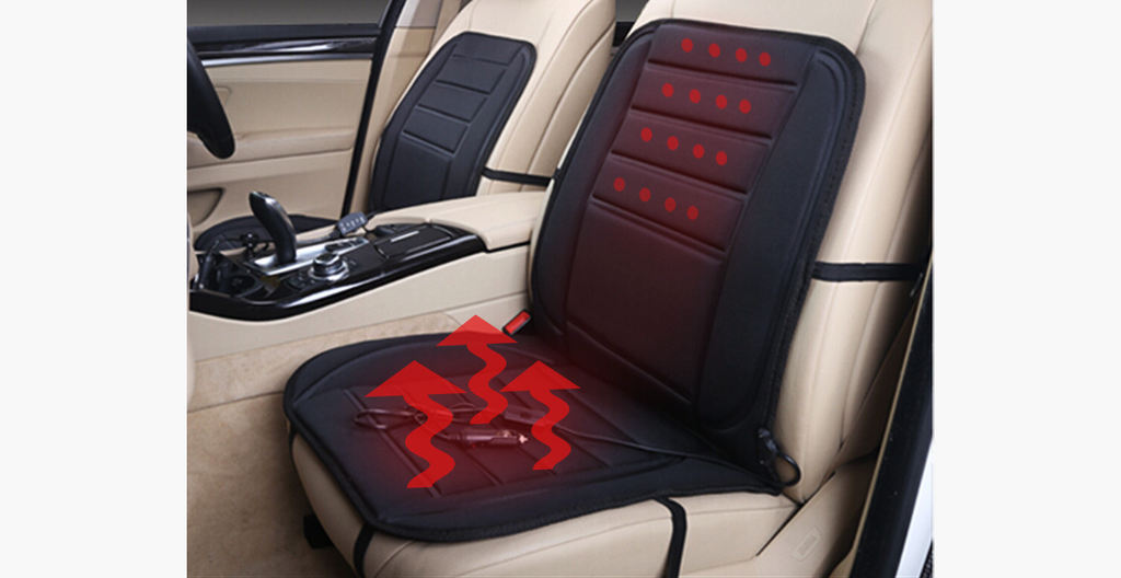 Heated Car Seat Cushion Cover For Cars