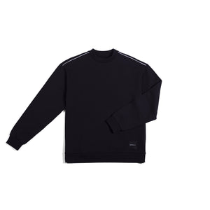 The Zero Black Sweatshirt