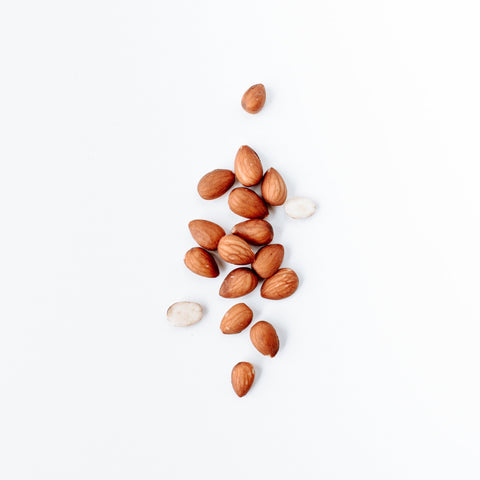 Organic, fair-trade sprouted almonds