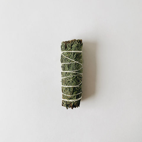 Cedar Smudge Bundle
