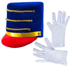 Tigerdoe Marching Band Hat and Gloves