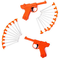 Toy Guns for Kids - Dart Guns for Kids - Blaster Gun with Darts - (2 Pack) Kids Toys by Tigerdoe