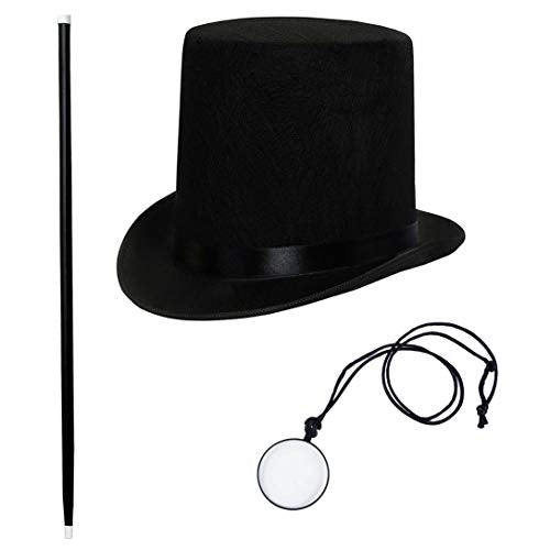 Victorian Gentleman Costume Set -3pc