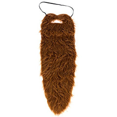 Tigerdoe Costume Beards - 4 Pack - Fake Beard and Mustache - Costume Facial Hair - Fake Beards for Adults