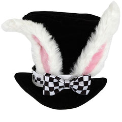 Tigerdoe White Rabbit Costume - Rabbit Costume - Bunny Costume (4 Pc Costume)
