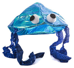 Tigerdoe Jellyfish Hat - Jellfish Costume - Animal Hats - Fish Hats - Costume Hat