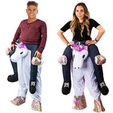 Tigerdoe Piggyback Costumes - Funny Costumes for Adults - Ride On Costume - Carry Me Costume - Riding Shoulder Costume