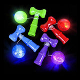 Tigerdoe Gyro Wheels - 4 Pc Set - Rail Twirler - Kendama Toy - Brain Teasers - Magnetic Gyro Wheel - Toys for Kids