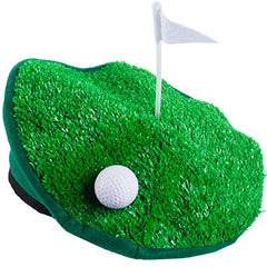 Tigerdoe Golf Party Hat - Golfer Costume - Novelty Costume Hat - Golf Party Supplies