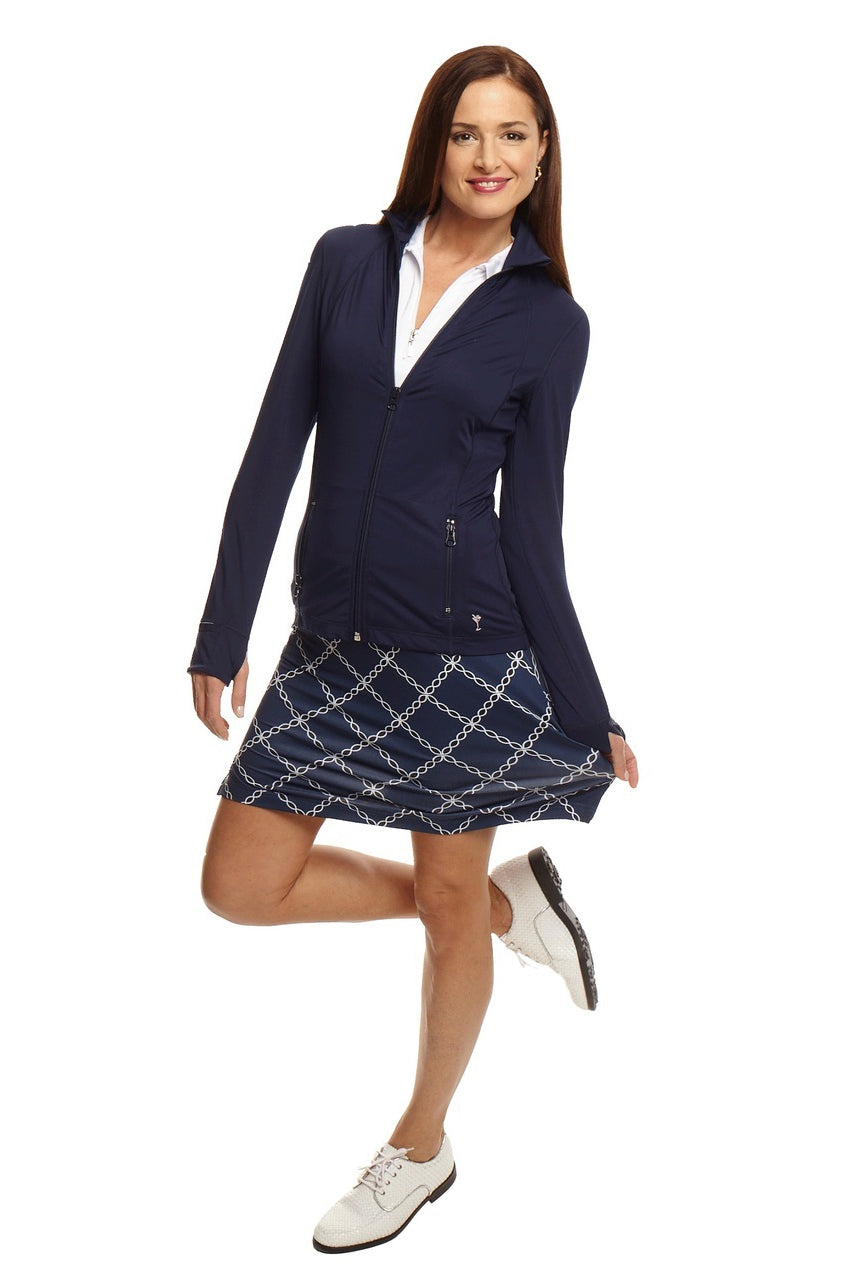 Women's Balanced Pull-On Tech Skort