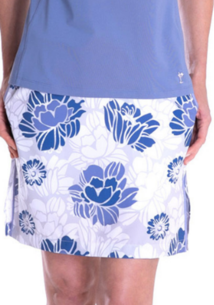 Floral Performance Stretch Skort | Motivator | Available in 2 Lengths
