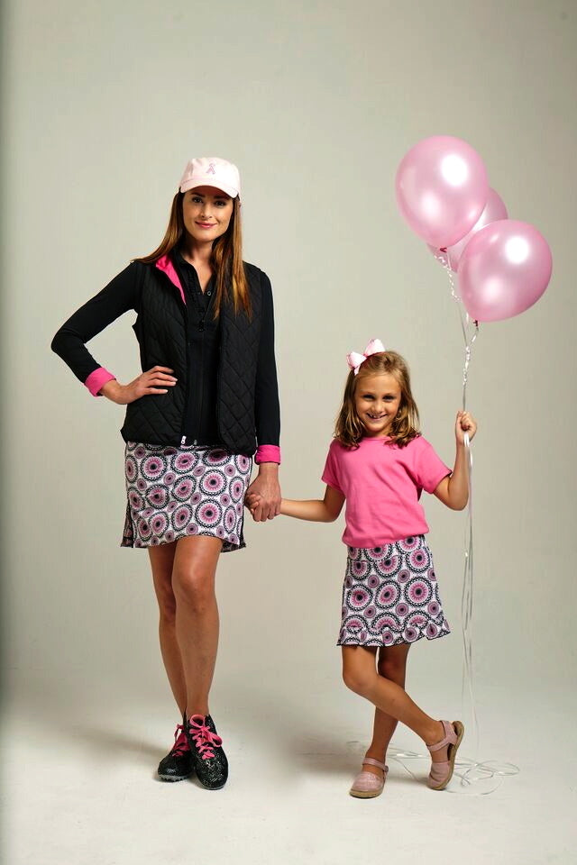 Women's Golftini Girl Party Time Junior Skort
