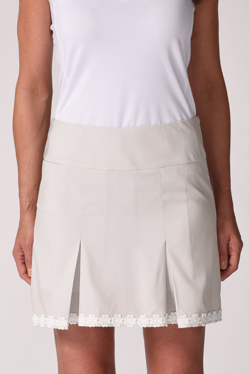 Badminton Performance Pleat Skort