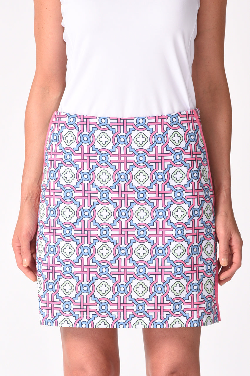 Candy Land Performance Skort (Comes in 2 Lengths)