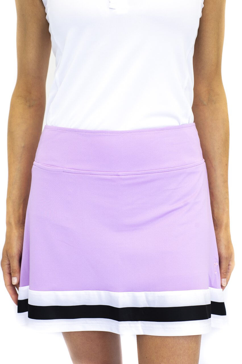 Pull-On Ruffle Stretch Skort | Chaser