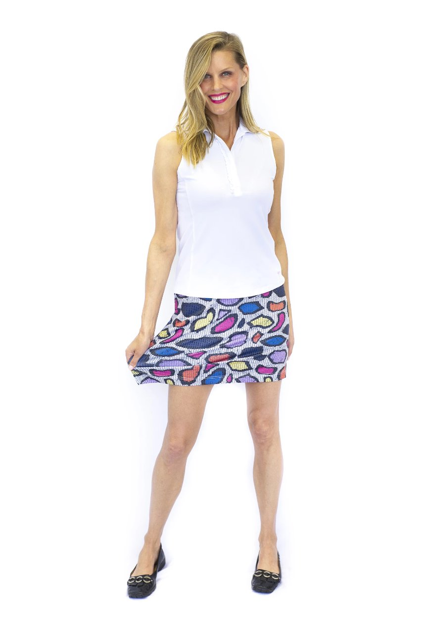 Jungle Juice Pull-On Tech Skort