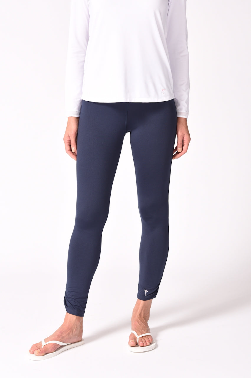 NEW! Range Time Spandex Legging - Navy