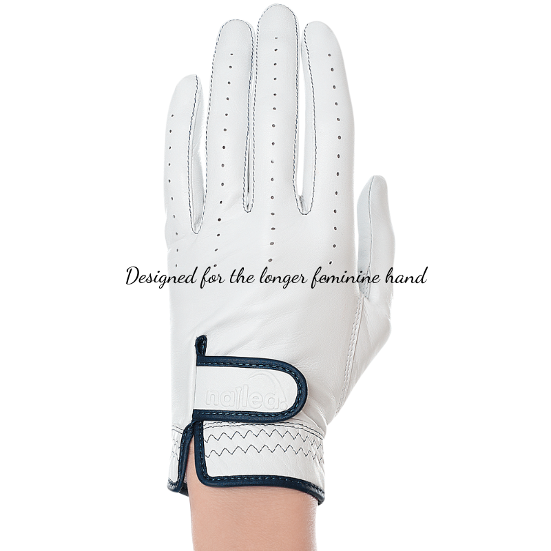 Nailed Golf Gloves Elegance Collection – Onyx