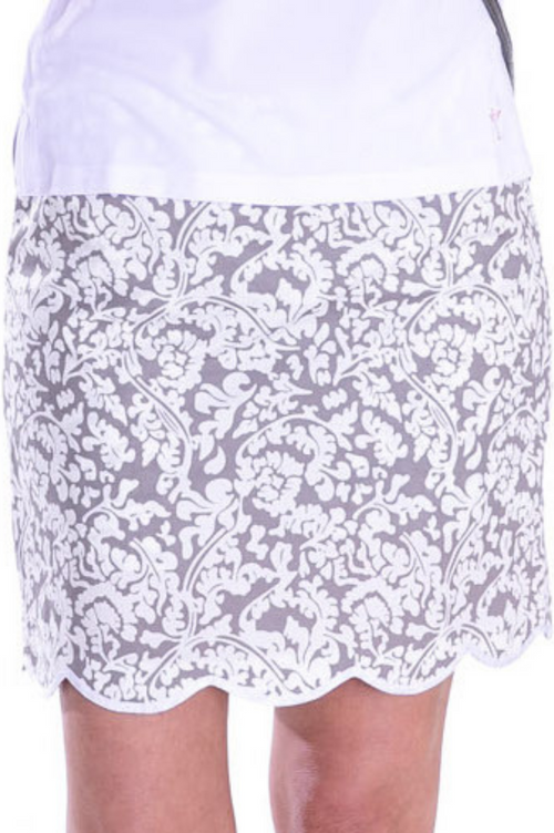 Dreamer Stretch Cotton Skort (Comes in 2 Lengths)
